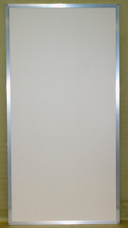 Voliereramme, side 1 x 2m i aluminium