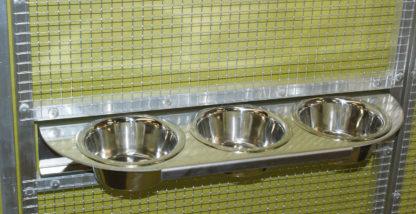Voilere skåle